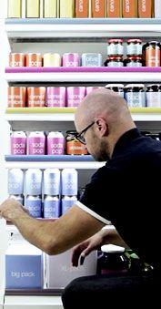 jak ułożyć produkty na półce