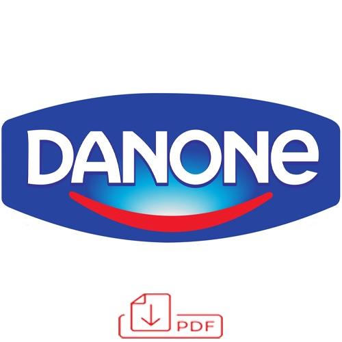 Danone - Reklama Hologram 3D