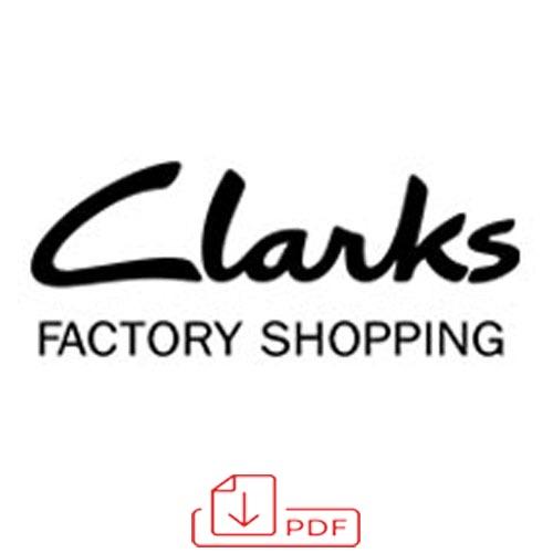 Clarks - Reklama Hologram 3D