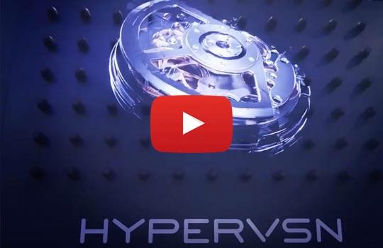HyperVSN WALL CES2020