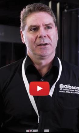 HYPERVSN for Gibson at EuroShop 2020