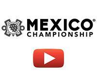 HYPERVSN podczas turnieju - World Golf Championship w Mexico