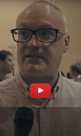 Technology journalist Andy Boxall about HYPERVSN
