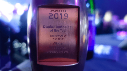 HYPERVSN Wall is the Display Technology of the Year