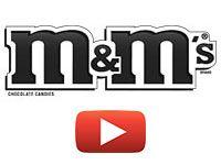 HYPERVSN promocja marki  M&M's w Londonie